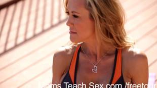 Brandi Love en mode trio sexuel